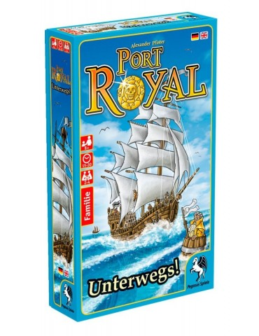 Port Royal Unterwegs!