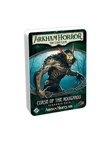 Arkham Horror LCG: Curse of...