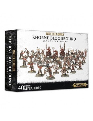 Battleforce: Khorne...