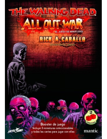 The Walking Dead: All Out...