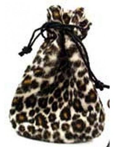 Bolsa piel leopardo 110 x...