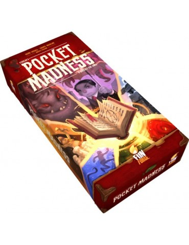 Pocket Madness (Inglés)
