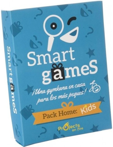 Smart Games: Pack Home Kids