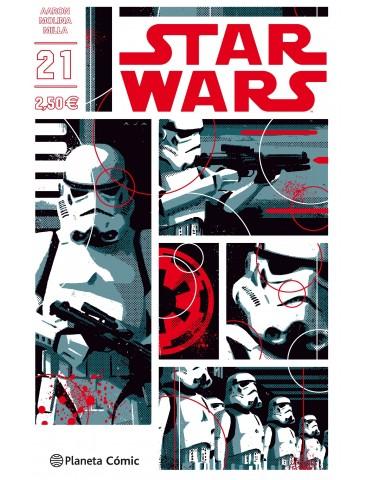 Star Wars nº 21