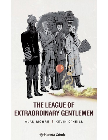 The League of Extraordinary...