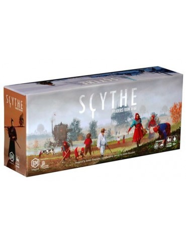 Scythe: Invaders from Afar...