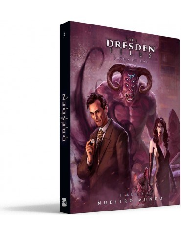 The Dresden Files 2:...