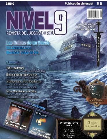 Nivel 9 (Núm. 9)
