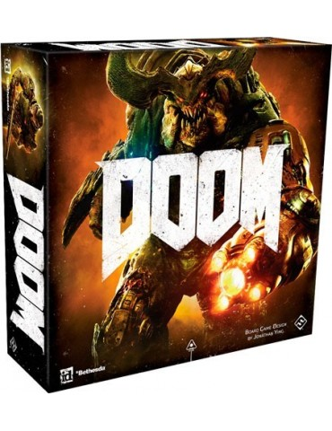 DOOM: The Board Game (Inglés)