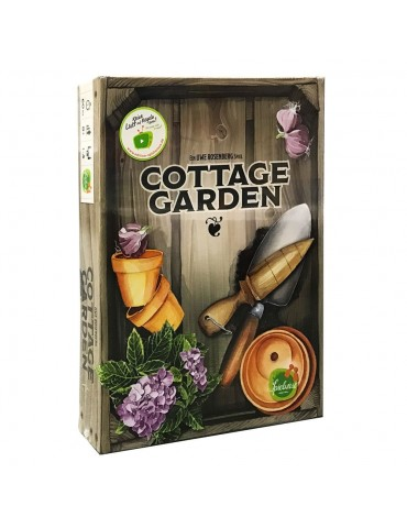 Cottage Garden (Inglés)