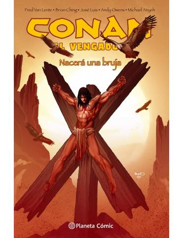 Conan El vengador nº 04 (de 4)