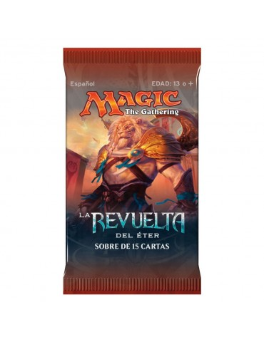 Magic: La revuelta del éter...