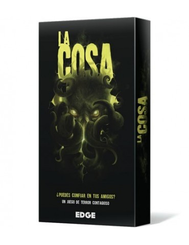 La Cosa + Promo Dinamita
