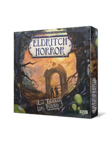 Eldritch Horror: Las...