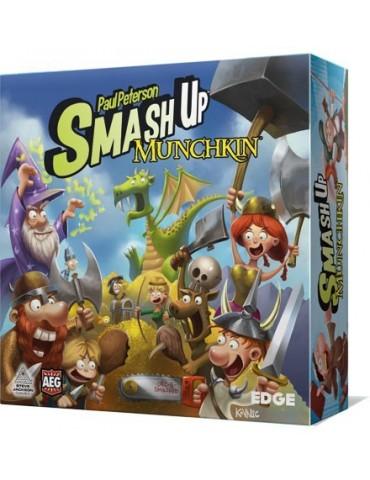 Smash Up Munchkin (Castellano)