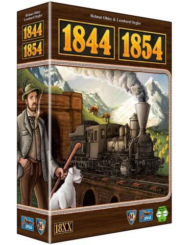 1844/1854 (Inglés)
