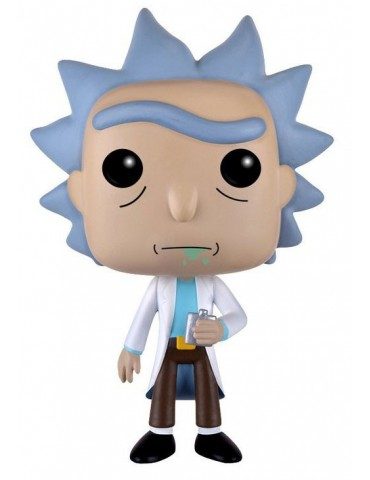 Figura Pop Rick y Morty:...