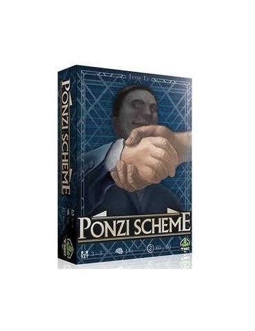 Ponzi Scheme (Inglés)