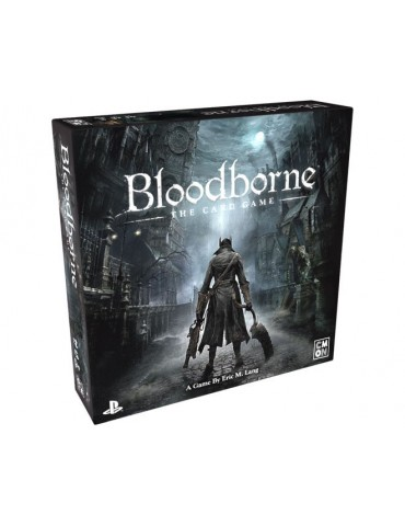 Bloodborne: The Card Game...