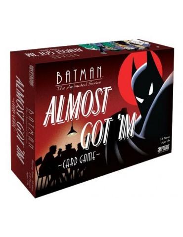 Batman: The Animated Series...
