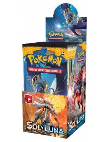 Pokémon: Sol y Luna - Sobre...