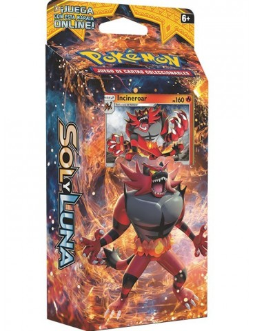 Pokémon: Sol y Luna -...