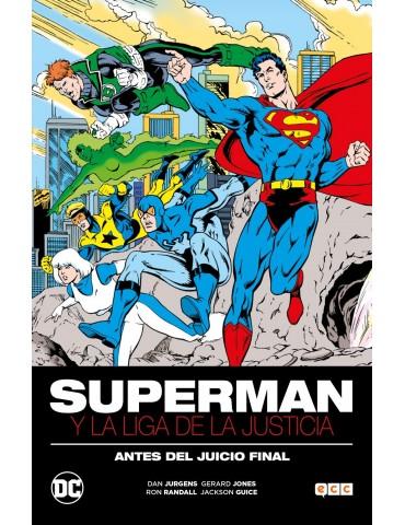 Superman y la Liga de la...