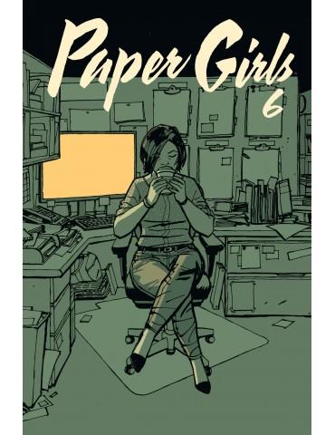 Paper Girls nº 6