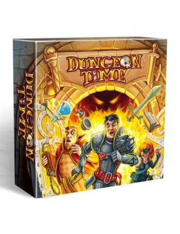 Dungeon Time (Inglés)