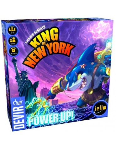 King of New York: Power Up!...