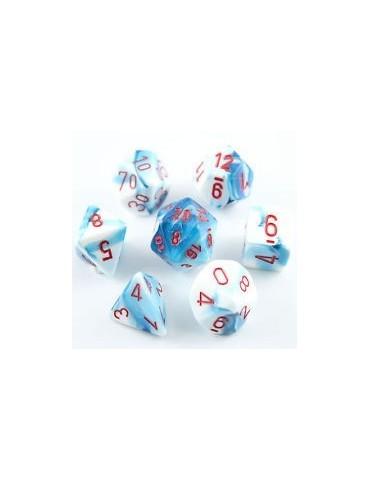 Set de dados Chessex Gémini...