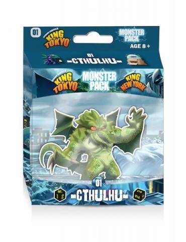 King of Tokyo: Monster Pack...