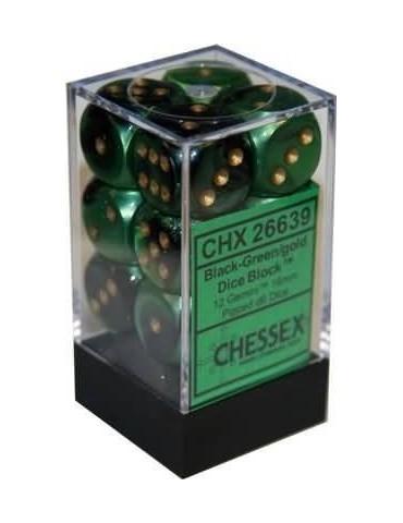 Dados 6 caras Chessex...