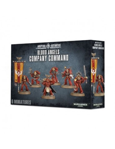 Blood Angels Command Squad