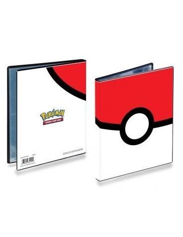 Álbum 4 bolsillos Pokémon