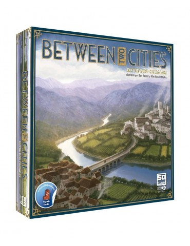 Between Two Cities (Entre...