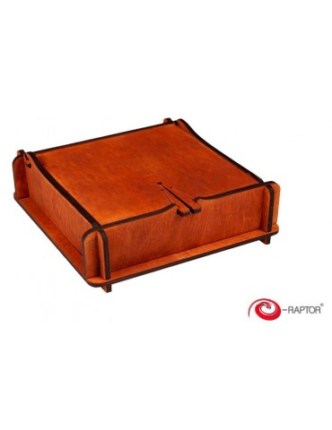 Magic Box E-Raptor: Mahogany