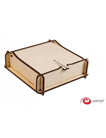 Magic Box E-Raptor: Wooden