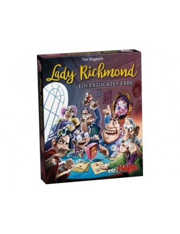 Lady Richmond: Una herencia...