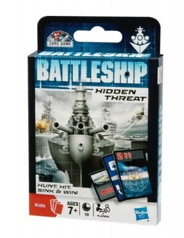 Battleship: Amenaza Secreta