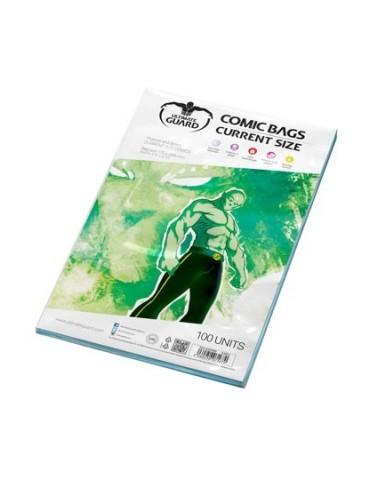 Bolsas para cómics Ultimate...
