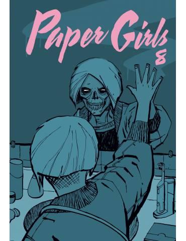 Paper Girls nº 8