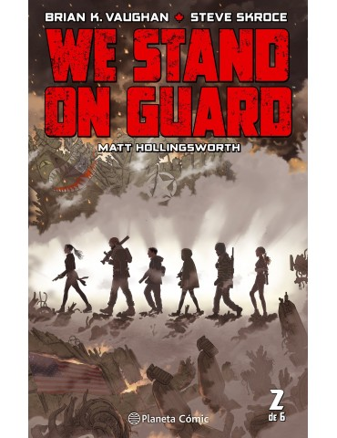 We stand on guard nº 02/06