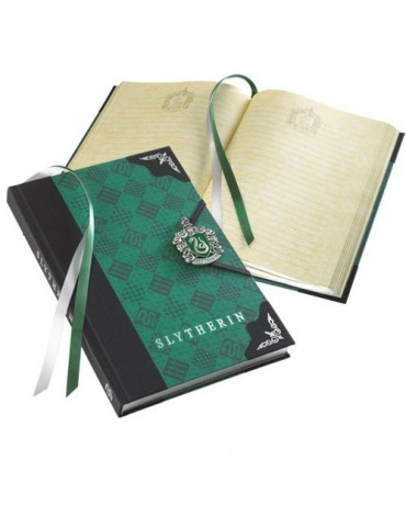 Diario Harry Potter: Slytherin
