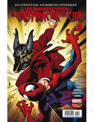 El Asombroso Spiderman 126...