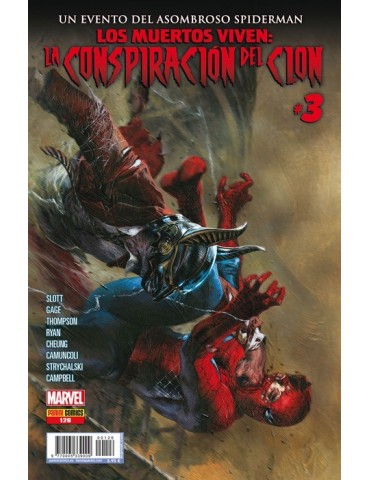El Asombroso Spiderman 126