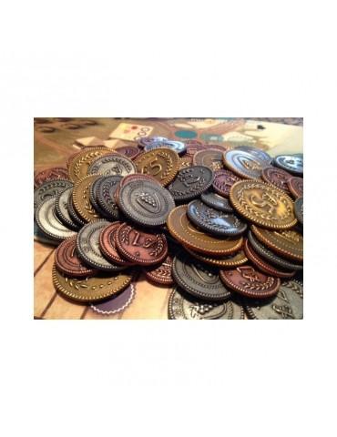 Viticulture: Monedas metálicas