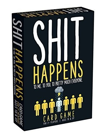 Shit Happens (Inglés)
