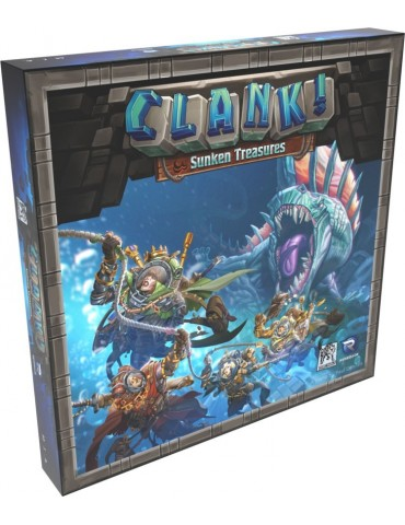 Clank! Sunken Treasures...