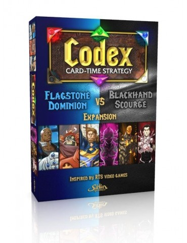 Codex: Card-Time Strategy -...